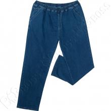 Летние джинсы большого размера на резинке Dekons