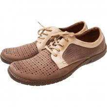 Летние кожаные туфли Mario Pala