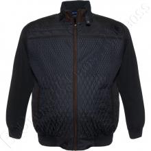 Куртка с вязанными рукавами Olser