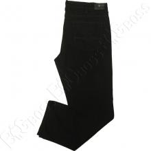 Чёрные осенние джинсы IFC 2