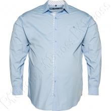 Рубашка со стрейчем Big Team