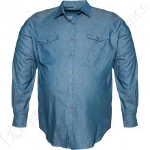 Рубашка котоновая Big Team