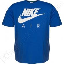 Футболка синего цвета Big Team