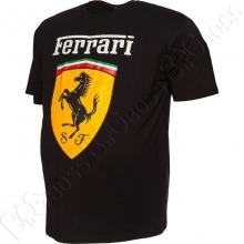 Футболка чёрного цвета Big Team 1