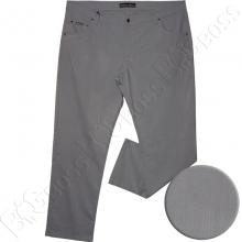 Летние тонкие брюки серого цвета Dekons