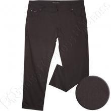 Летние тонкие брюки цвета антрацит Dekons