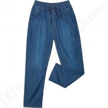 Летние тонкие джинсы на резинке Miele
