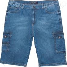 Тонкие летние джинсовые шорты Miele