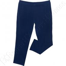 Спортивные штаны синего цвета Big Team