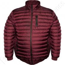 Куртка зимняя бордового цвета Dekons
