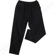 Чёрные джинсы на флисе Dekons