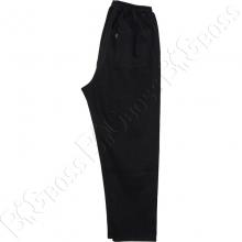 Чёрные джинсы на флисе Dekons 3