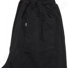 Чёрные джинсы на флисе Dekons 4