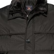 Зимняя куртка чёрного цвета IFC 1