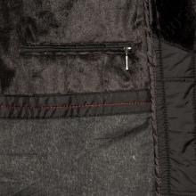 Зимняя куртка чёрного цвета IFC 4