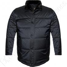Зимняя куртка тёмно синего цвета IFC