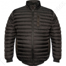 Куртка зимняя чёрного цвета Dekons