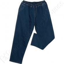 Осенние джинсы на резинке Dekons