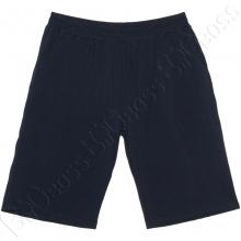 Трикотажные шорты (100% хб) синего цвета Big Team