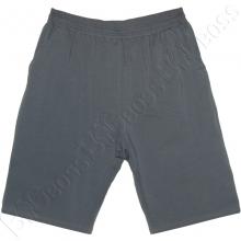 Трикотажные шорты (100% хб) серого цвета Big Team