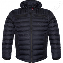 Куртка зимняя тёмно синего цвета Dekons