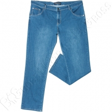 Летние джинсы голубого цвета Dekons