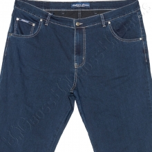 Летние джинсы тёмно синего цвета Dekons 1