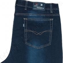 Летние джинсы тёмно синего цвета Dekons 4