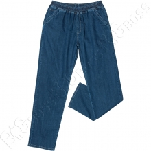 Летние джинсы на резинке Dekons