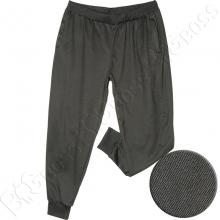 Трикотажные спортивные штаны на манжете Big Team