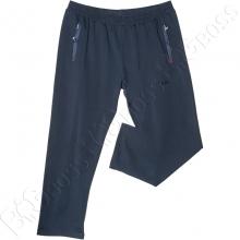 Трикотажные спортивные штаны тёмно синего цвета Dekons
