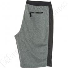 Трикотажные шорты серого цвета Big Team 2