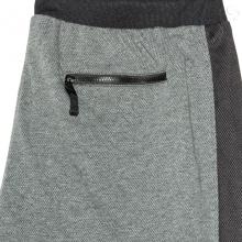 Трикотажные шорты серого цвета Big Team 3