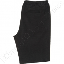 Трикотажные шорты чёрного цвета Big Team 2