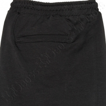 Трикотажные шорты чёрного цвета Big Team 3
