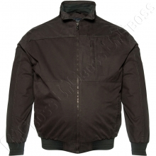 Куртка хлопок цвета антрацит Annex
