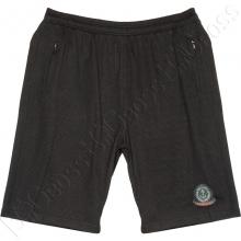 Трикотажные шорты чёрного цвета Annex