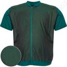 Трикотажная тениска зелёного цвета Borcan Club