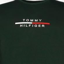 Джемпер зелёного цвета Big Team 1