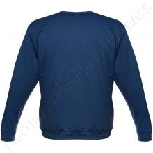 Джемпер цвета джинс Big Team 3