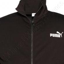Трикотажный спортивный костюм чёрного цвета BIG TEAM 2