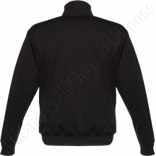 Трикотажный спортивный костюм чёрного цвета BIG TEAM 4