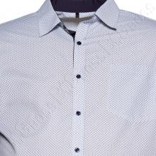 Рубашка в стильный принт Big Team 1