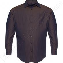 Рубашка с переливающимся оттенком Big Team