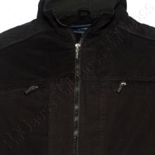 Куртка хлопок чёрного цвета  Annex 1