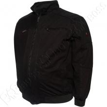 Куртка хлопок чёрного цвета  Annex 2