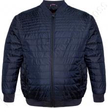 Осенняя куртка тёмно синего цвета Borcan Club