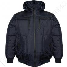 Зимняя куртка тёмно синего цвета 11-13 XL Dekons