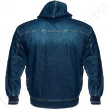 Джинсовая куртка с капюшоном Dekons 3