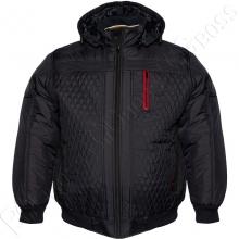 Демисезонная куртка тёмно синего цвета Olser